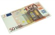 Banknote 50 Euros