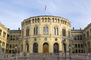Stortinget (Parliament), Oslo, Norway
