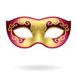 Carnival Mask. Vector illustration. - 22702137