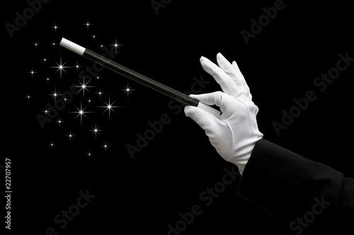 Magician wand
