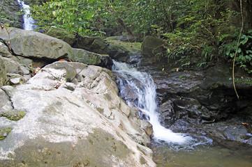 Waterfalls of Borneo