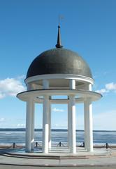 Rotunda in the spring