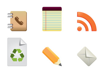 Business icons 5