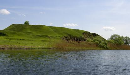 hill on riverside