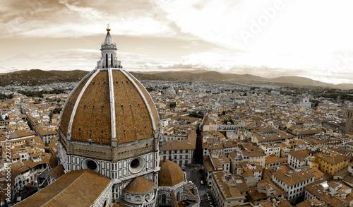 Fototapeta Santa Maria del Fiore in Florence