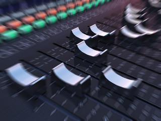 Fast Track Mixer - Das Mischpult