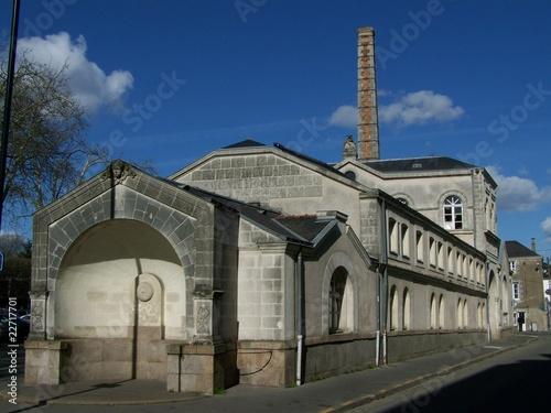 Nantes les bains douches municipaux photo libre de droits sur la banque d 39 images - Bains douches municipaux ...