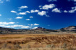 Yellowstone National Park: Hayden Valley mit Bergen