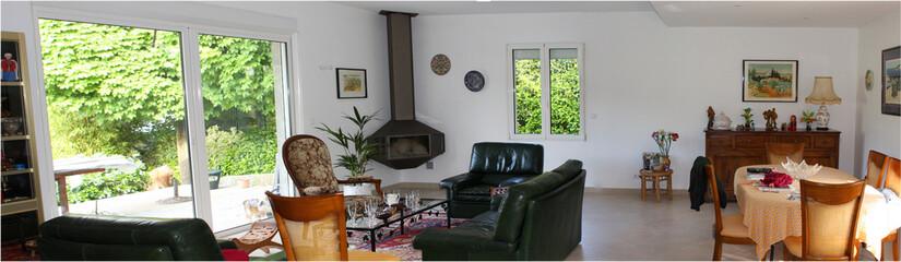 interieur maison individuelle