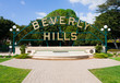 Park in Beverly Hills California - 22728572