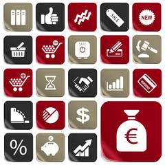webicons set 2 -finances
