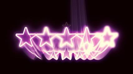 Five Stars Animation