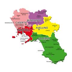 Regioni Italiane: Campania