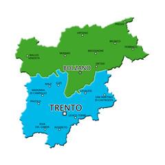 Regioni Italiane: Trentino Alto Adige