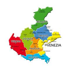 Regioni Italiane: Veneto