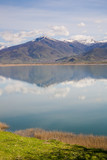Small Prespa Lake, Greece poster