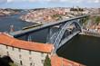 Ponte Dom Luís I in Porto (Portugal)