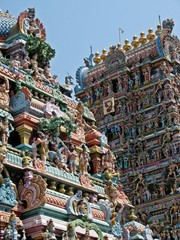 Kapaleeshwarar-Tempel in Chennai