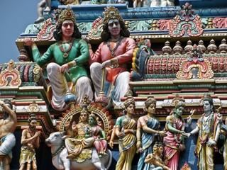 Shiva-Tempel in Chennai