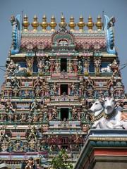 Hinduistischer Tempel in Chennai
