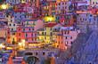 Leinwandbild Motiv Manarola, Cinque Terre, Italy