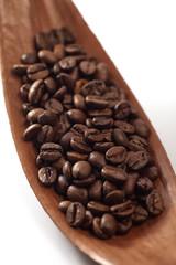 Kaffeebohnen Kokos