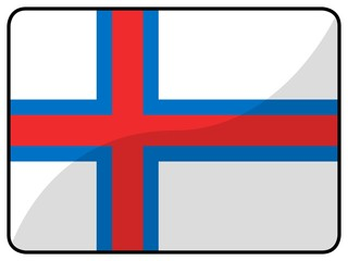 drapeau iles feroe faroe islands flag