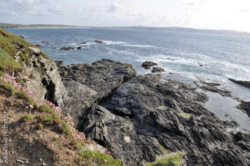 Cornish Coastal View