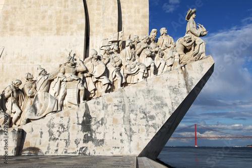 Padrão dos Descobrimentos in Lisboa (Portugal)
