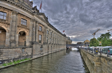 Berlin, Germany, museum island