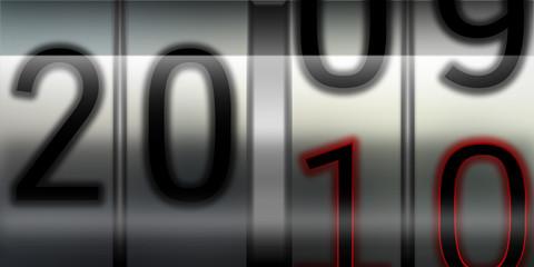 2009 to 2010