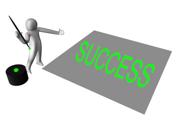 3D SCRIVE SUCCESS