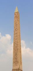 Obelisk of Luxor, Paris