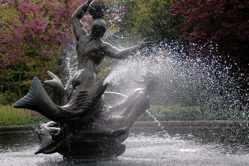 King Triton Fountain