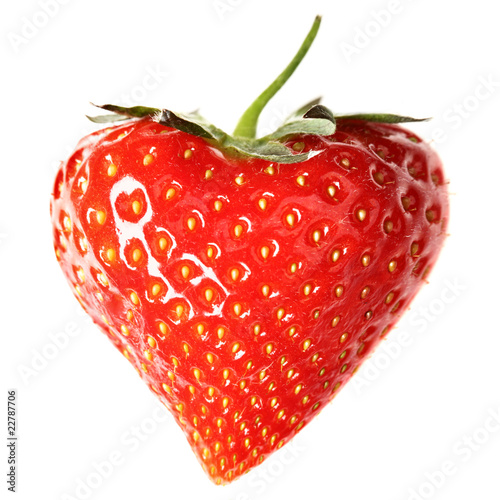 Strawberry-heart