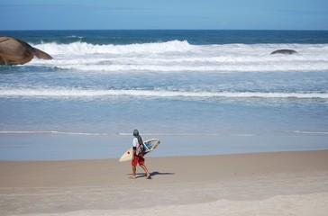 Surf à Florianópolis