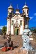 Igreja de Sao Francisco de Assis  Ouro Preto