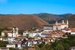 Ouro Preto cityscape