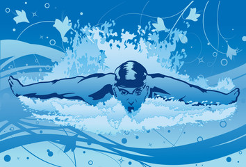 The Butterfly Stroke