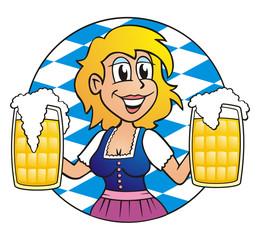 Bayrisches Bier