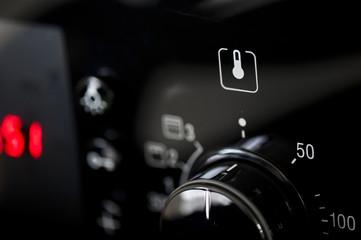 thermostat d'un four électrique