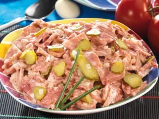 salade de museau vinaigrette