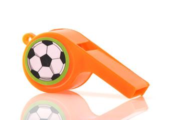 Orange whistle
