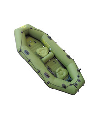 The image of inflatable boat