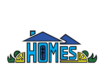 homes sign