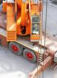 cabin crane truck