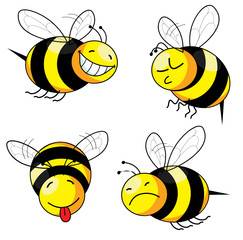 bee comic character