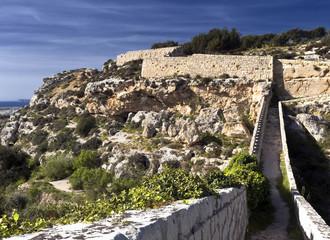 Musket Wall