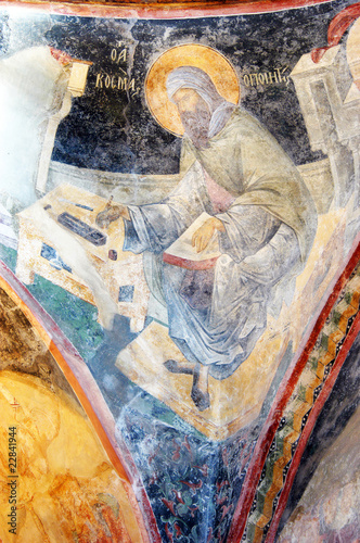 Saint Cosma the poet, Chora, Istanbul - 22841944