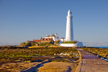 Saint Mary`s Lighthouse